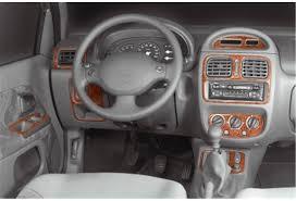 renault scenic 2002 interior renault clio symbol 06 04 09 08 interior dashboard trim kit