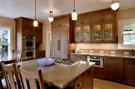 Craftsman Style Kitchen Lighting The August And Grace Olson House 1910 Irvington Home Tour