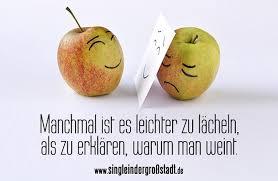 lächeln sprüche spruch manchmal ist es leichter zu lächeln