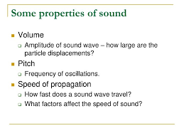 how fast does sound travel images Ppt investigating the properties of sound powerpoint jpg