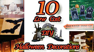 Cheap Halloween Decorations Cheap Diy Halloween Decorating