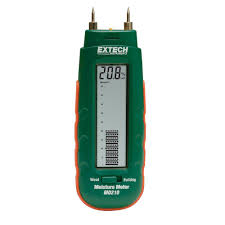 extech instruments wood building material pocket moisture meter