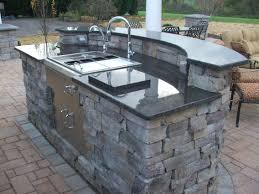 outdoor kitchen cabinets inspirations also weatherproof picture