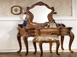 antique vanity table and its common owner beauty home decor