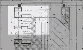 Villa Savoye Floor Plan by House In Uehara Misfits U0027 Architecture