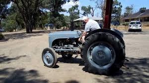 1949 masey grey tractor massey ferguson for sale youtube