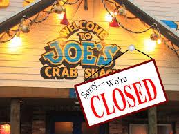 joes crab shack joe s crab shack abruptly closes more than 40 restaurants tmj4