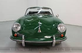 1965 356 sc cabriolet sloan cars