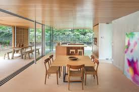 Landes Dining Room Gallery Of South Coast Of Landes House Jean Philippe Pargade