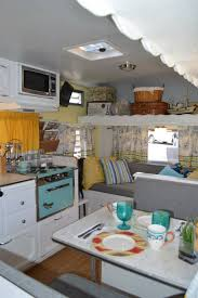 Caravan Kitchen Cabinets 218 Best Caravan Images On Pinterest Rv Campers Vintage