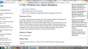 uscis cover letter i 130 100 images form i 130 petition for