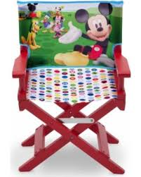 bargains on disney mickey mouse director u0027s chair multicolor