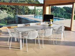 Extendable Table by Round Extendable Table The Modern Home Company