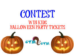 contest win free halloween party tickets entertain kids on a dime