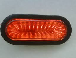 led lights for trucks and trailers freeshipping 12v 7 oval led truck trailer rv stop turn tail lights