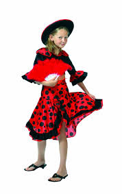 Halloween Costumes Spanish Dancer Carnival Costumes Spanish Salsadancers Fancy Dress