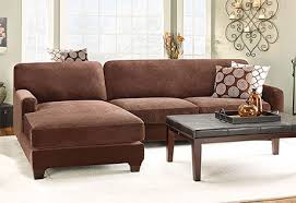 sectional u0026 chaise sofa slipcovers sure fit home decor