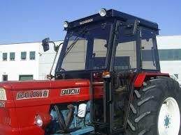 cabine per trattori usate fiat