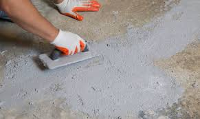 How To Fix Cracks In Concrete Patio by Surface Preparation U2013 D U0026t Polishing
