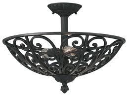 wrought iron flush mount lighting traditional flush mount ceiling lights ceiling light ideas