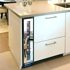wine cooler cabinet reviews built in wine coolers reviews kitchen appliances bright led