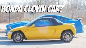 smallest honda car honda beat review the smallest car from