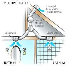 fantech remote bathroom fans remote bathroom fan delta bathroom exhaust fans commercial drop