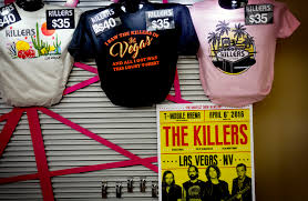 the killers fan club t mobile arena lives up to the hype photos las vegas review journal