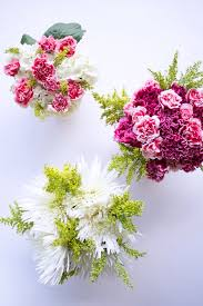 Arranging Flowers by Diy Mini Flower Buckets Arranging Tips Anne Marie Mitchell