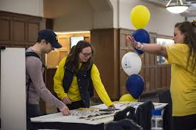 bid farewell students bid farewell to michigan union the michigan daily