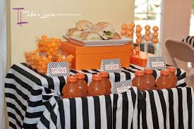 basketball party table decorations basketball party coles thecolossus co