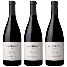 wine set gifts the wine gift for chardonnay or pinot noir la crema