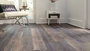 luxury vinyl of wood flooring