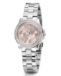 cool buy juicy couture silver tone bracelet watch for 164 00 just