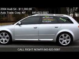 2004 audi a4 wagon for sale 2004 audi s4 avant quattro awd 4dr wagon for sale in nanuet