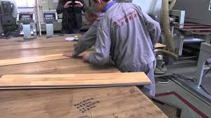 What Is Laminate Flooring Made From How Laminate Is Made Youtube