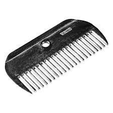 metal comb horze durable metal comb for mane and horze