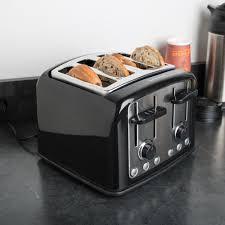 Hamilton Beach Cool Touch Toaster Hamilton Beach 24444 Smarttoast 4 Slice Bagel Toaster
