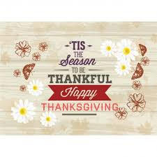 free vector thankful to be season happy thanksgiving day card