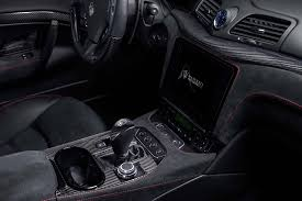maserati interior maserati granturismo and grancabrio gets minor updates autodevot