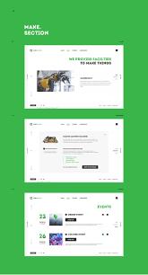1248 best web design images on pinterest web layout website green garage on web design served