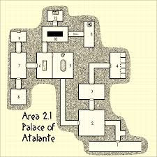 Dungeon Floor Plans by Dreams In The Lich House Design Principles For A 5e Megadungeon
