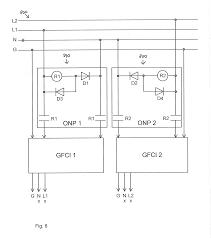 gfci in breaker box wiring a breaker box diagram gooddy org