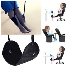 foot rest iclover portable travel footrest flight carry on warm