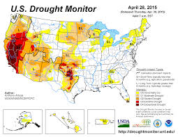 Lower Colorado Water Supply Outlook March 1 2017 April 2015 Drought And Impact Summary