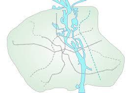 Kiev Map Livoberezhna Line Kiev Metro Wikipedia
