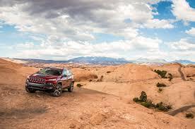 jeep cherokee orange 2014 jeep cherokee first drive truck trend