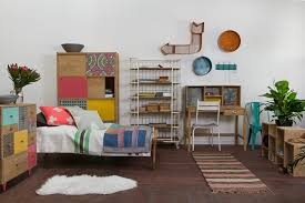 Modern Ethnic Bedroom Ideas Loft Furniture And Other Ideas French Industrial Meets Scandi
