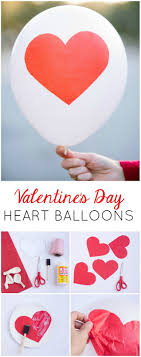 valentines ballons heart balloons design improvised