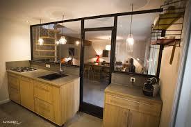 verriere entre cuisine et salle à manger verrière séparative entre cuisine et salle a manger